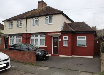 3 bed semi-detached house for sale in Leighton Road, Enfield EN1
