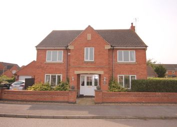 Thumbnail 4 bed detached house for sale in Waltham Drive, Abbeyfields, Elstow