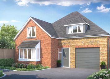 Thumbnail 3 bed bungalow for sale in The Oaks, Moulton, Northampton