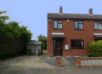 Thumbnail 3 bed property for sale in Bowlers Close, Freethorpe