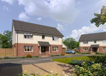 Thumbnail 4 bed detached house for sale in Marshfield Gardens, Marshfield Road, Minehead