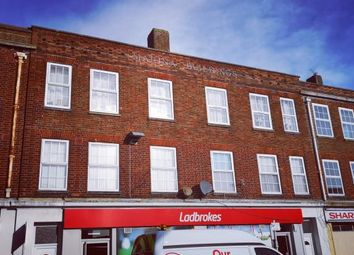 Thumbnail 1 bed flat for sale in Stoke Road, Gosport, Hampshire