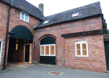 2 bed town house for sale in King St, Ashbourne Derbyshire DE6