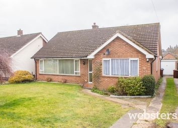 Thumbnail 3 bed detached bungalow for sale in Welsford Road, Norwich