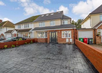 Thumbnail 5 bed semi-detached house for sale in Castleview Road, Langley, Slough