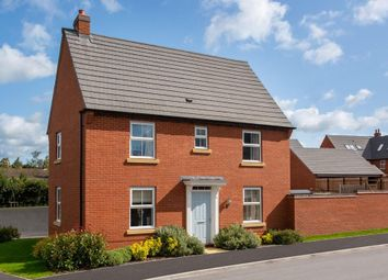 "Thumbnail 3 bed end terrace house for sale in ""Hadley"" at Phoenix Lane, Fernwood, Newark"
