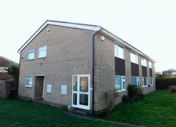 Thumbnail 2 bed flat for sale in Dacombe Drive, Upton, Poole