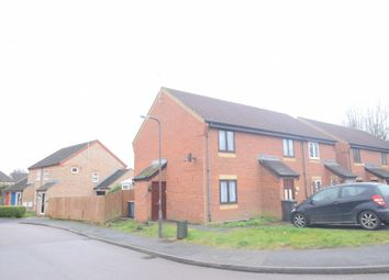 Thumbnail 2 bed semi-detached house for sale in Deep Spinney, Biddenham, Bedford