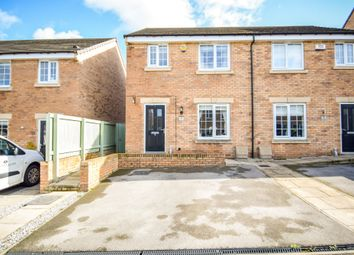 3 bed semi-detached house for sale in Noble Road, Outwood, Wakefield WF1