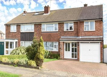 Thumbnail 4 bed semi-detached house to rent in Aylward Gardens, Chesham
