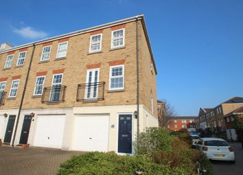 Thumbnail 2 bed end terrace house to rent in Frobisher Way, Greenhithe