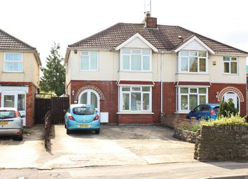 Thumbnail 3 bed semi-detached house for sale in Swindon Road, Swindon