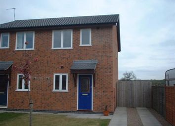Thumbnail 2 bed semi-detached house to rent in Freswick Close, Hinckley