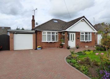 Thumbnail 4 bed bungalow for sale in Manifold Drive, High Lane, Stockport