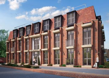 Thumbnail 2 bed flat for sale in Pembroke Road, Newbury