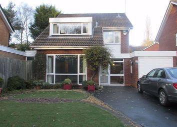 Thumbnail 4 bed detached house to rent in Hampshire Drive, Edgbaston, Birmingham