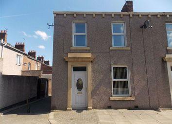 Thumbnail 3 bedroom end terrace house for sale in Silloth Street, Carlisle, Carlisle