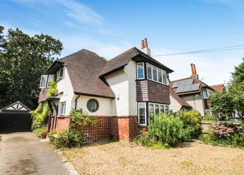 Thumbnail 3 bed detached house for sale in Seaward Avenue, Southbourne, Bournemouth