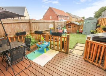Thumbnail 3 bed terraced house for sale in Ffordd Y Meillion, Penllergaer, Swansea
