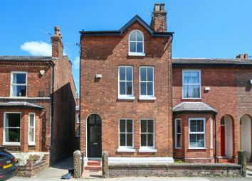Thumbnail 4 bed terraced house for sale in Byrom Street, Altrincham