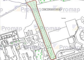 Thumbnail Commercial property for sale in Land At Minerva Road, Farnworth, Bolton