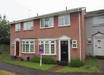 Thumbnail 3 bedroom terraced house for sale in Roborough Close, Eastbourne