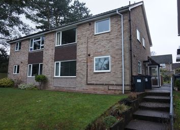 Thumbnail 2 bed flat for sale in Gibbons Road, Four Oaks, Sutton Coldfield
