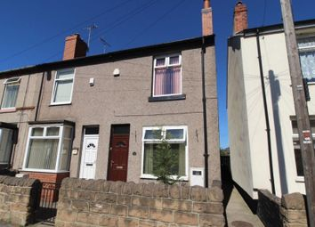 Thumbnail 2 bed end terrace house for sale in Yorke Street, Mansfield Woodhouse, Mansfield