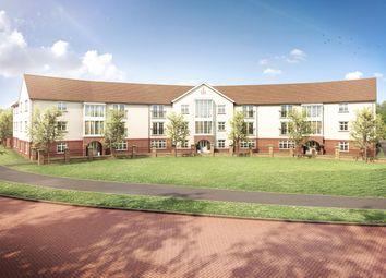 Thumbnail 1 bed flat for sale in Southfleet Road, Ebbsfleet