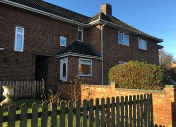Thumbnail 3 bedroom terraced house for sale in Sandy Lane, Norwich