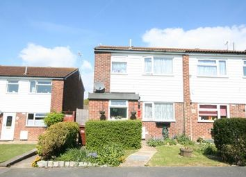 Thumbnail 3 bed semi-detached house for sale in Bramble Close, Eastbourne, East Sussex