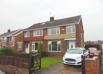 Thumbnail 3 bed semi-detached house for sale in Manor Crescent, Walton