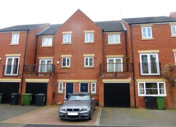 Thumbnail 4 bed terraced house for sale in Dixon Close, Enfield, Redditch
