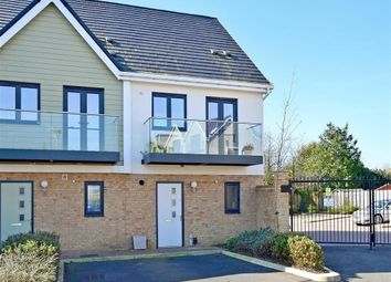 Thumbnail 3 bed semi-detached house for sale in Gatton Park Lane, Brighton, East Sussex