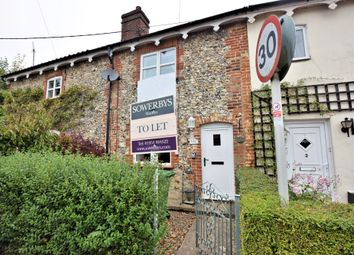 Thumbnail 3 bed terraced house to rent in Church Street, Ashill, Thetford