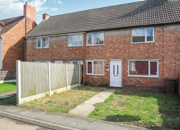 Thumbnail 3 bed terraced house for sale in First Avenue, Rainworth, Mansfield