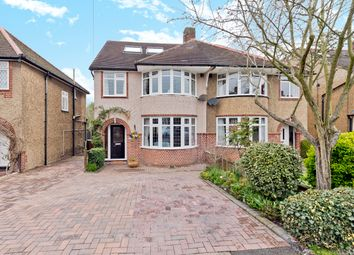 4 bed semi-detached house for sale in Meadowview Road, West Ewell KT19