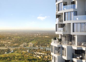 Thumbnail 3 bed flat for sale in Canary Wharf'S New District, Canary Wharf'S New District
