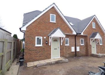 Thumbnail 2 bed semi-detached house for sale in Granville Gardens, Parkstone Poole