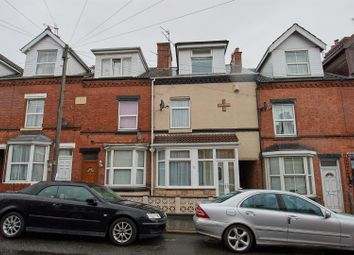Thumbnail 4 bed terraced house for sale in Queens Road, Hinckley