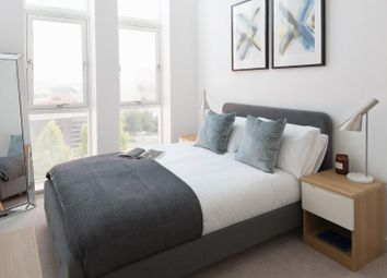 Thumbnail 1 bed flat to rent in 1 Bed With Balocny, Allegro, Exchange Square, Birmingham