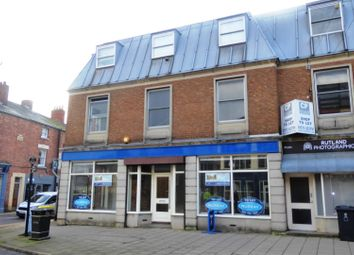 Thumbnail Commercial property to let in Crown Walk, High Street, Oakham