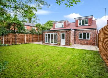 Thumbnail 4 bed bungalow for sale in Welbeck Road, Worsley, Manchester