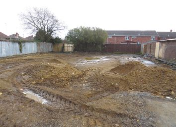 Thumbnail Land for sale in Laburnum Close, Walsoken, Wisbech