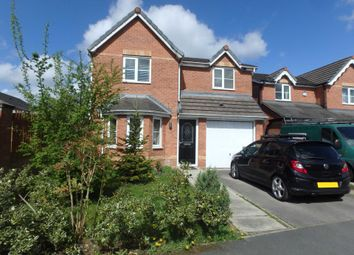 Thumbnail 3 bed detached house for sale in Avery Close, Fearnhead, Warrington