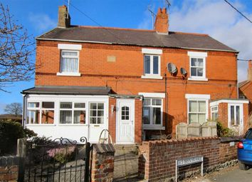 Thumbnail 2 bed terraced house for sale in Bryn Yr Haul, Leeswood, Flintshire