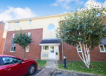 Thumbnail 2 bed flat for sale in Rowditch Place, Derby