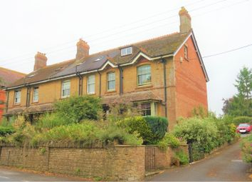 Thumbnail 4 bed end terrace house for sale in Station Road, Crewkerne