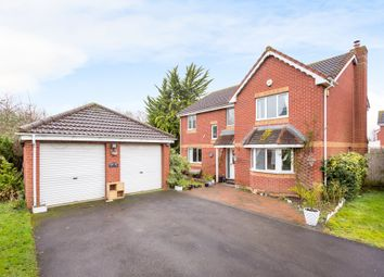 Thumbnail 5 bed detached house for sale in Blake Hill Way, Abbeymead, Gloucester