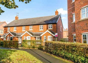 Thumbnail 3 bed end terrace house for sale in Ross Avenue, Upton, Chester